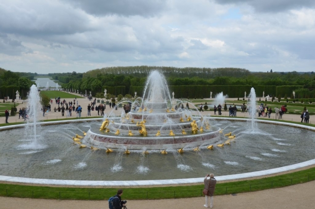 The Latona Fountain