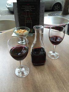house wine-Paris
