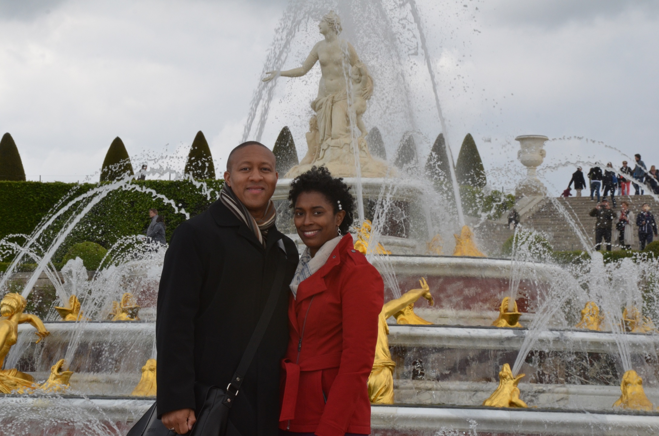 Latona Fountain- Versailles