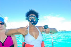 Snorkeling in Dominican Republic