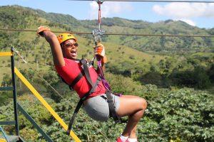 Zip Line Dominican Republic