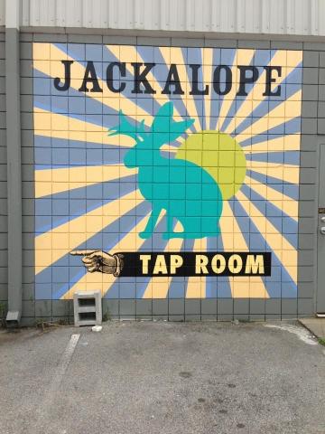 Jackalope Brewery Tour- Nashville