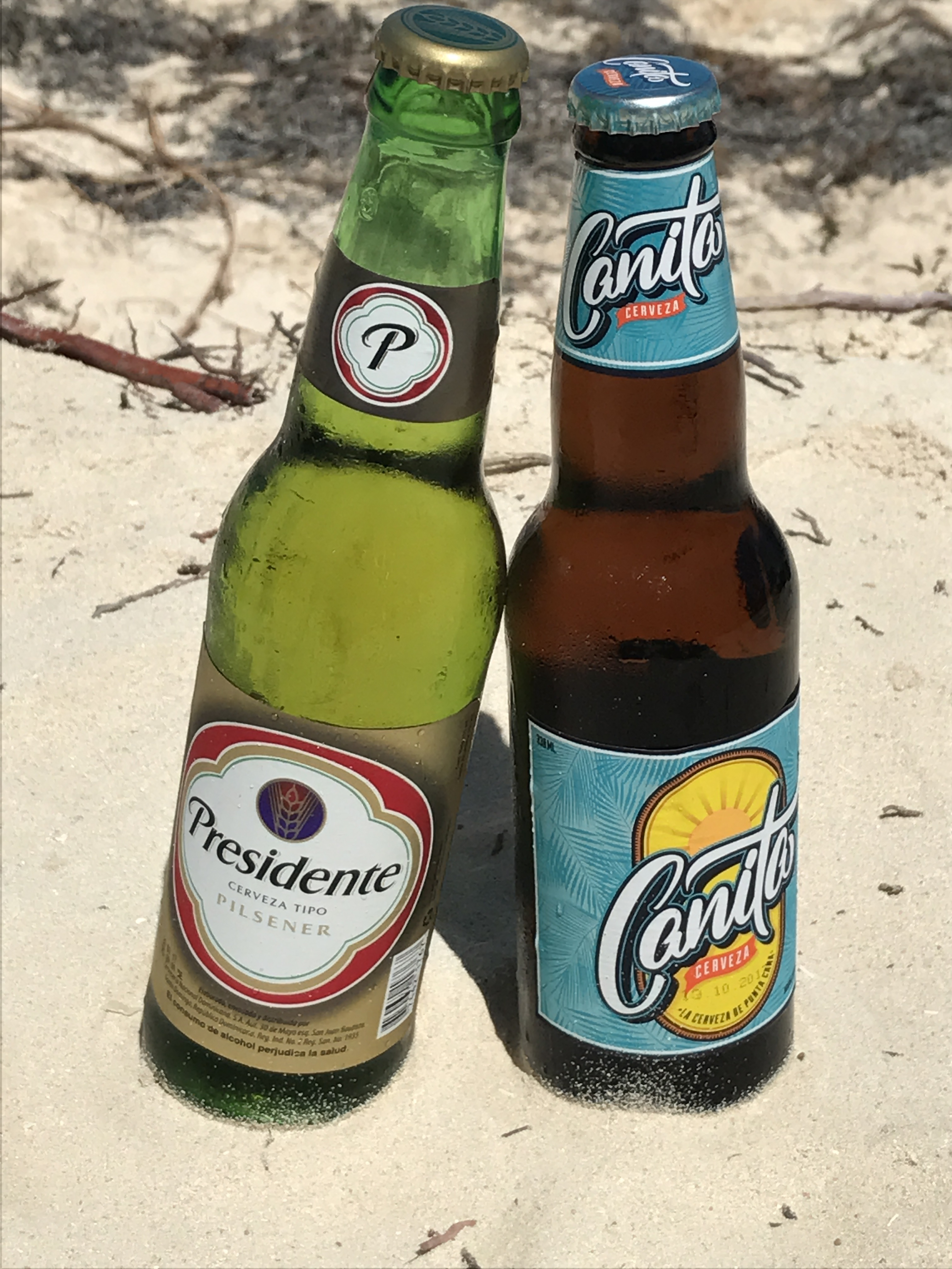 Dominican Republic Beer