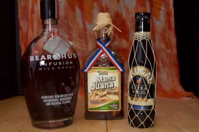 Dominican Republic Liquor