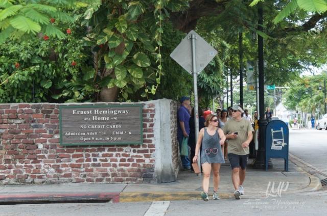 Key West, Ernest Hemingway House