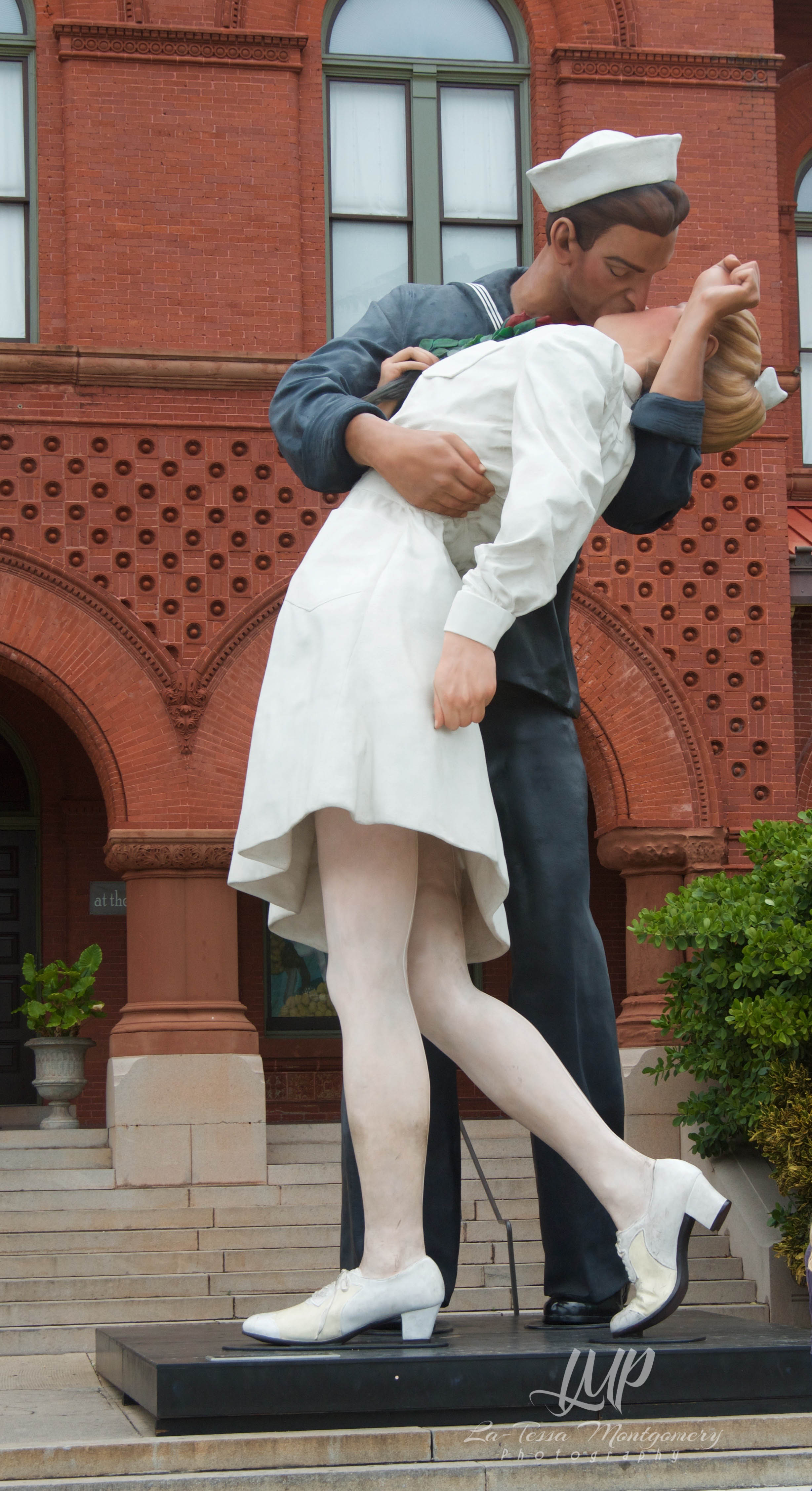 The Iconic Kiss, Key West