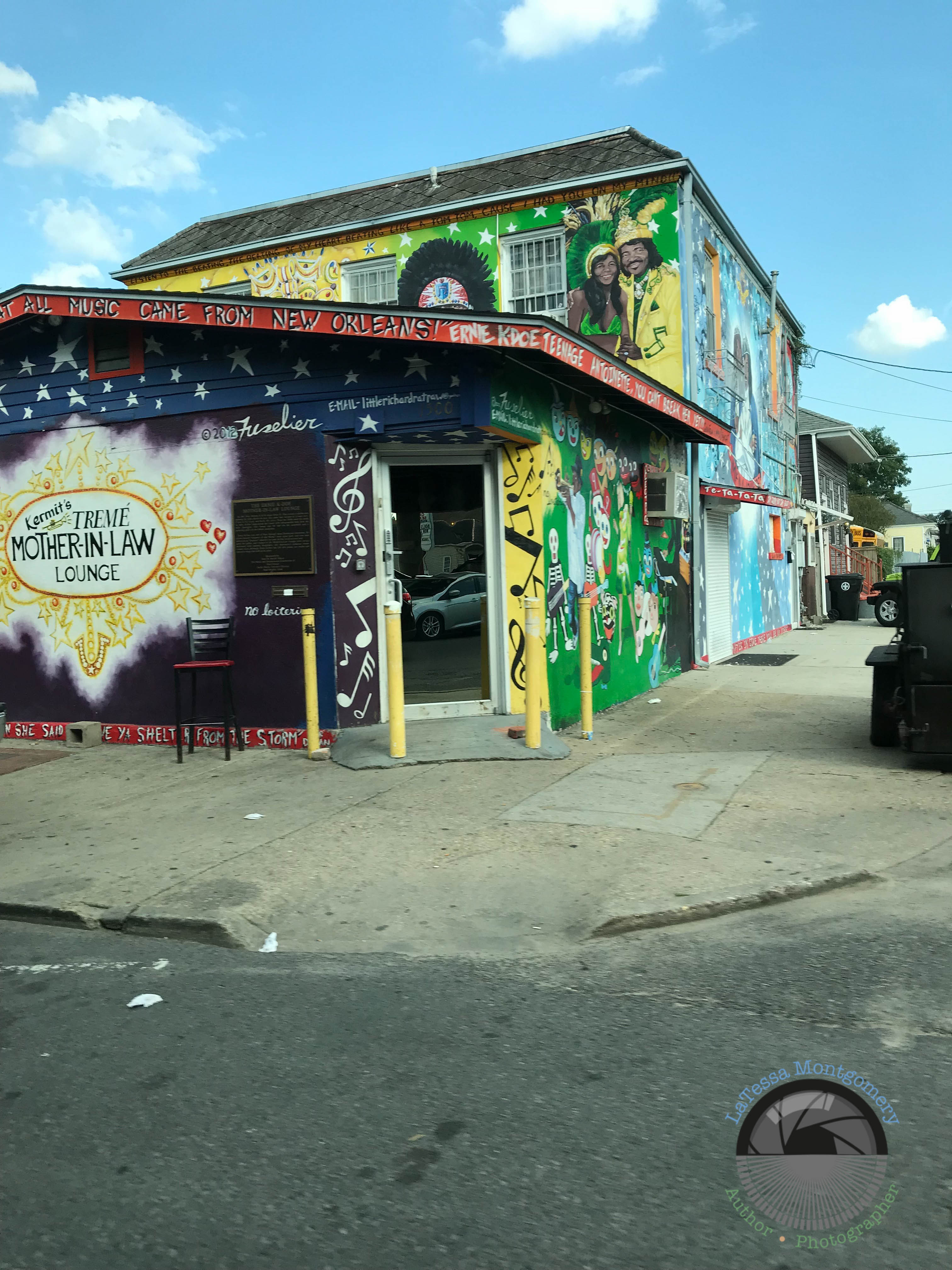New Orleans, Treme