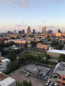 New Orleans, rooftop bar